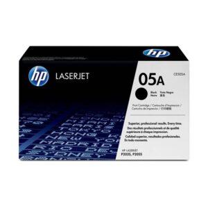 HP LaserJet Black Print Cartridge CE505A